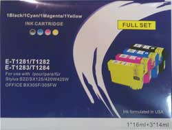 Epson E-T 1281-1284 (Boxed set of 4)