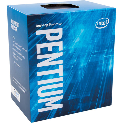 Intel Pentium G4560 Kaby Lake 3.5GHz Dual Core hyperthreaded Processor 2 Cores 4 Threads