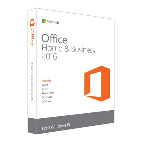 Microsoft Office Home&Business (OEM) Medialess