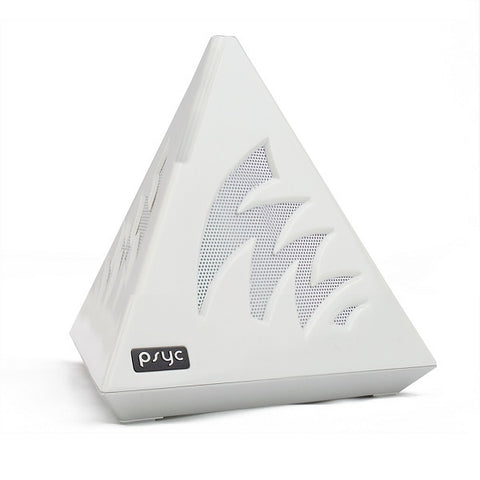 Psyc Razor Bluetooth Speaker (White)