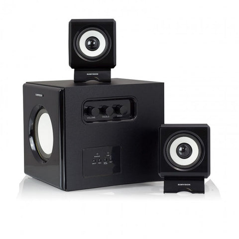 N-Cube - Pro bluetooth 2.1 Speaker 10W (CJC-320BT)