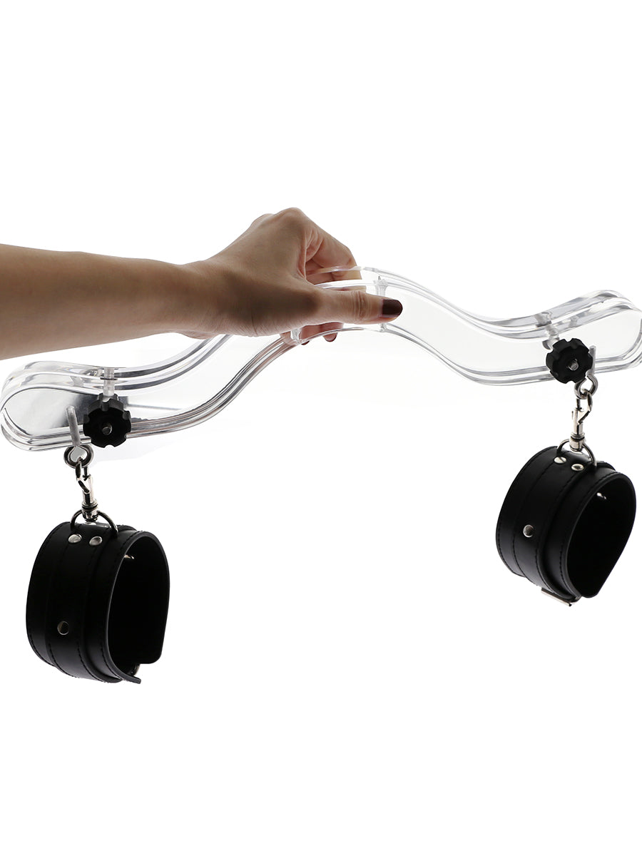 Transparent Humbler Sex Toy - CBT Torture device