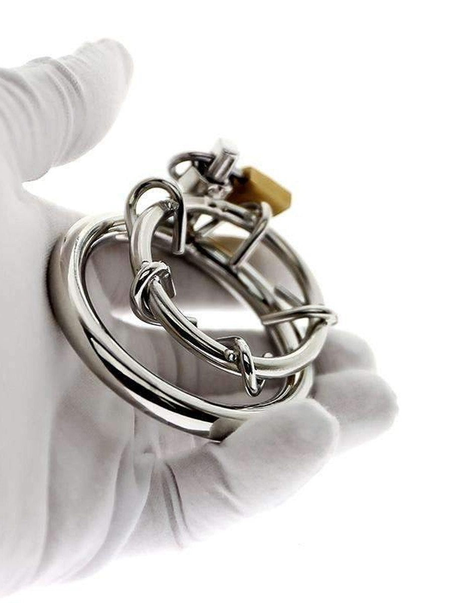 Crown of Thorns Chastity device