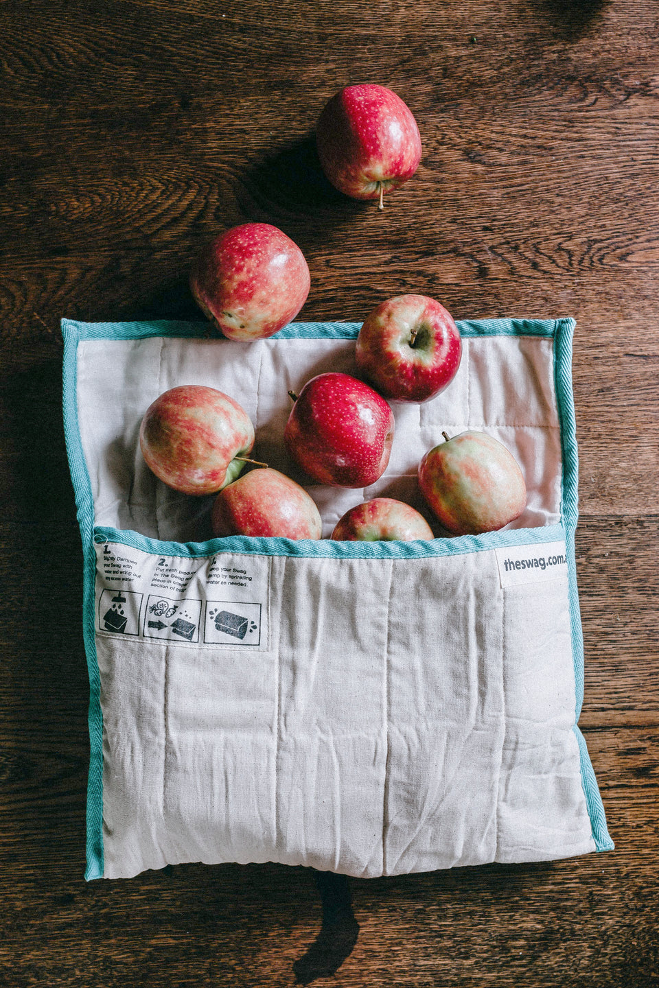 The Swag: Produce Storage Bags