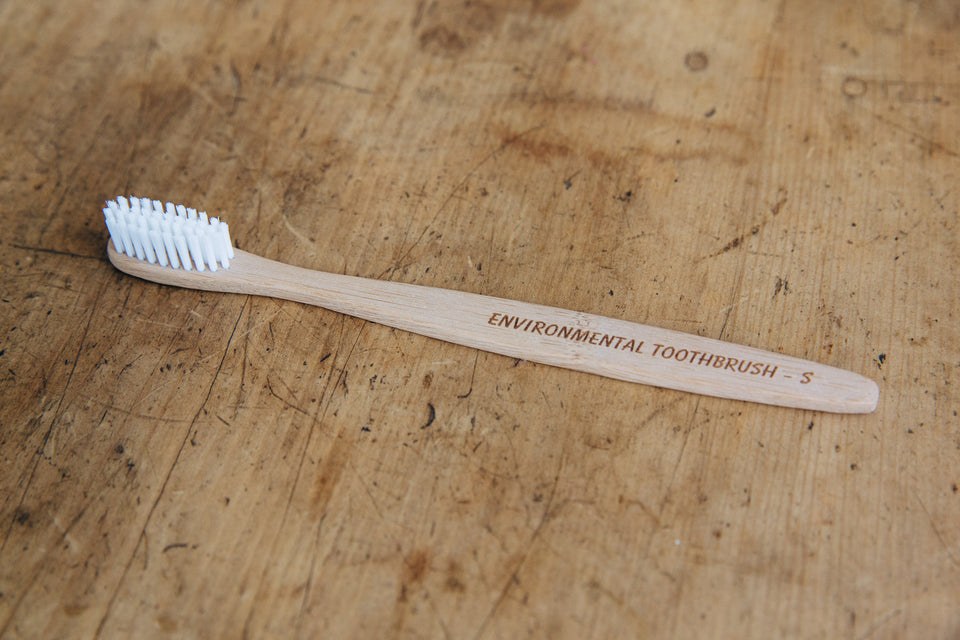Environmental toothbrushes 4-pack