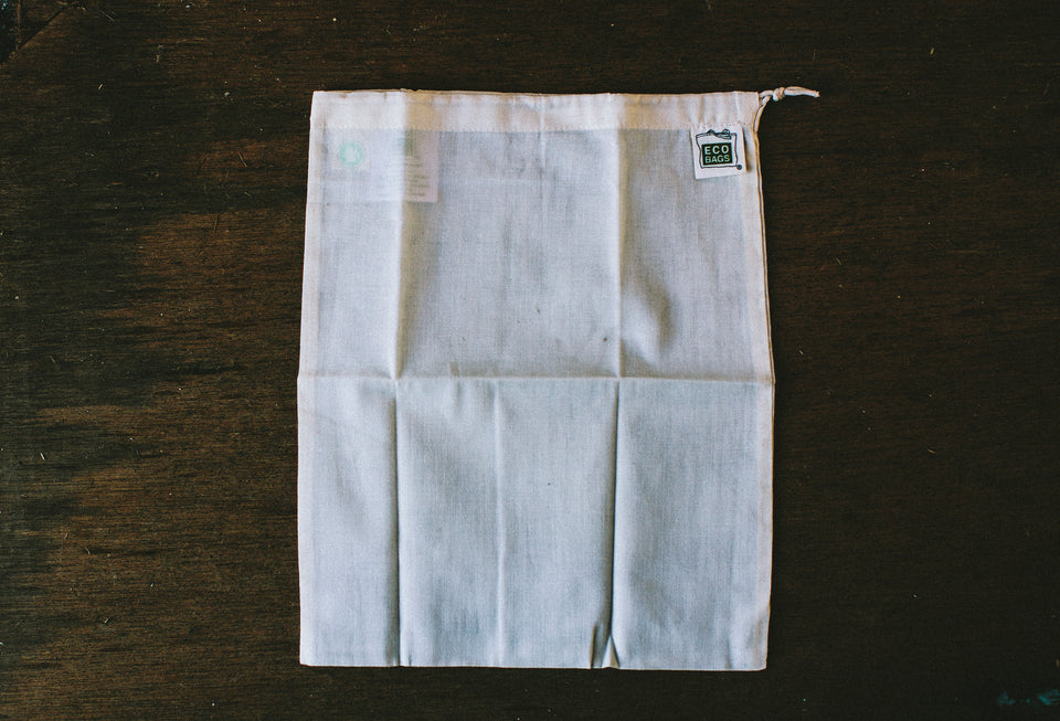 Organic cotton bulk & produce sacks
