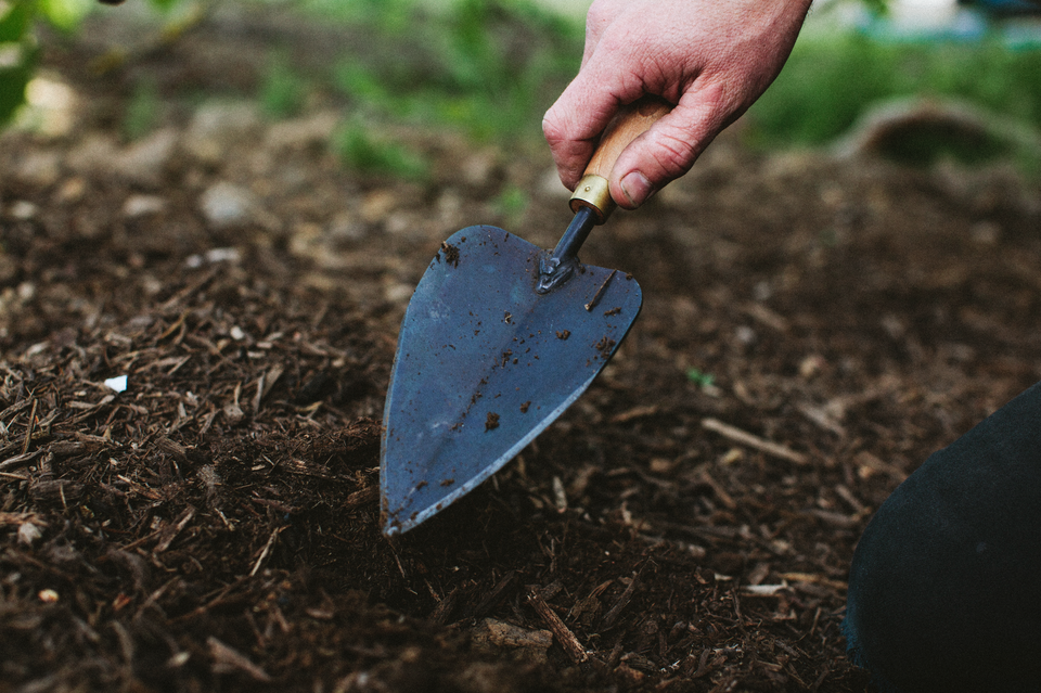 Handcrafted trowels