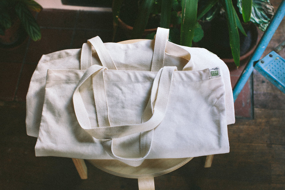 Organic cotton tote - Natural