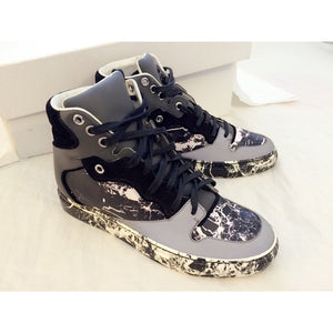 {New} Balenciaga Marble Sneakers