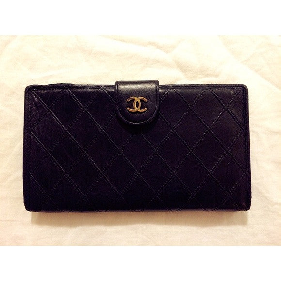 Chanel Matelasse Wallet
