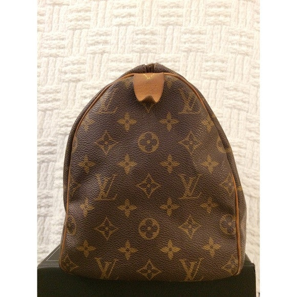 Louis Vuitton Speedy 30 Satchel