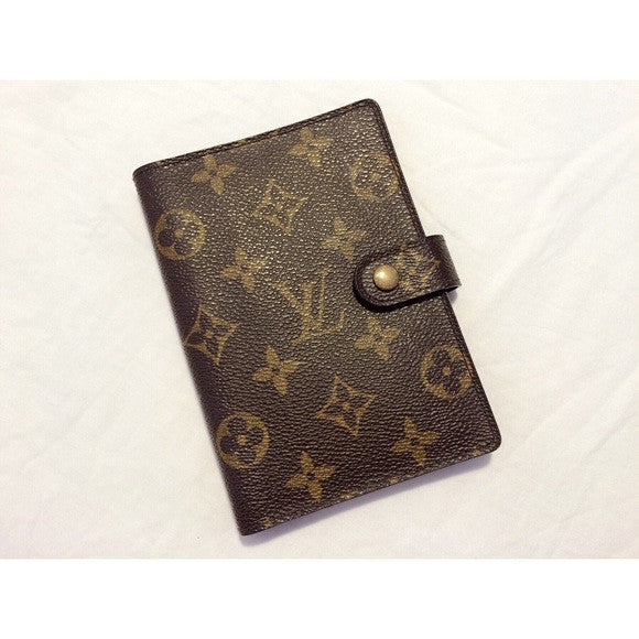 Louis Vuitton Monogram Agenda Cover