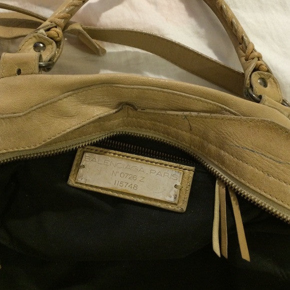 Balenciaga City Satchel