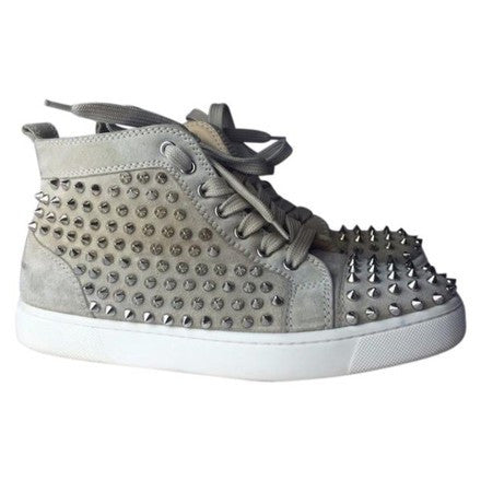Christian Louboutin Spiked Sneakers US 9.5