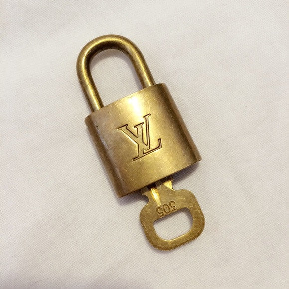 Louis Vuitton Lock & Key