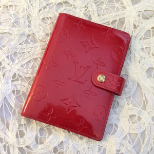 Louis Vuitton Vernis Agenda