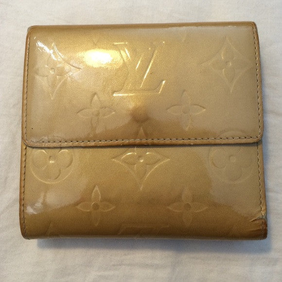 Louis Vuitton Vernis Elise Wallet