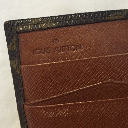 Vintage Louis Vuitton Wallet