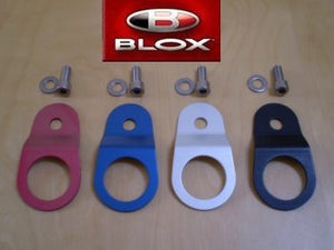 BLOX Racing Aluminium Radiator Brackets (priced per pair)