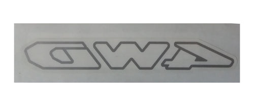 4WD Printed Window Decal