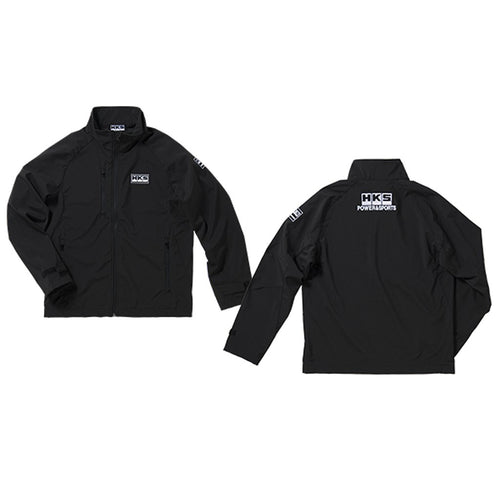 HKS - Soft Shell Jacket Black