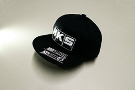 HKS Flat Bill Hat NO POWER NO LIFE