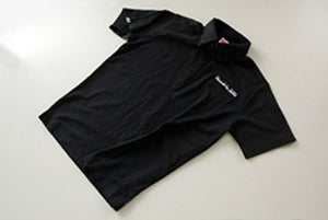HKS Polo shirt Tuned by HKS - Black