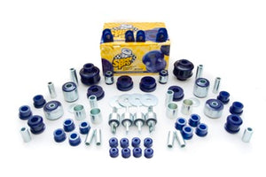 EVO 1: Front & Rear Suspension Bush Kit inc Diff & Anti Roll Bar mountings: KIT5295K