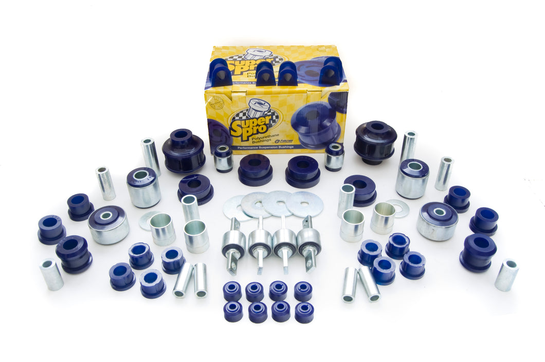 EVO 2-3 Front & Rear Suspension Bush Kit inc Diff & Anti Roll Bar Mounts: KIT5150K