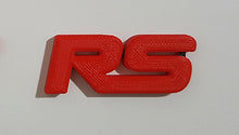 RS Grille Badge