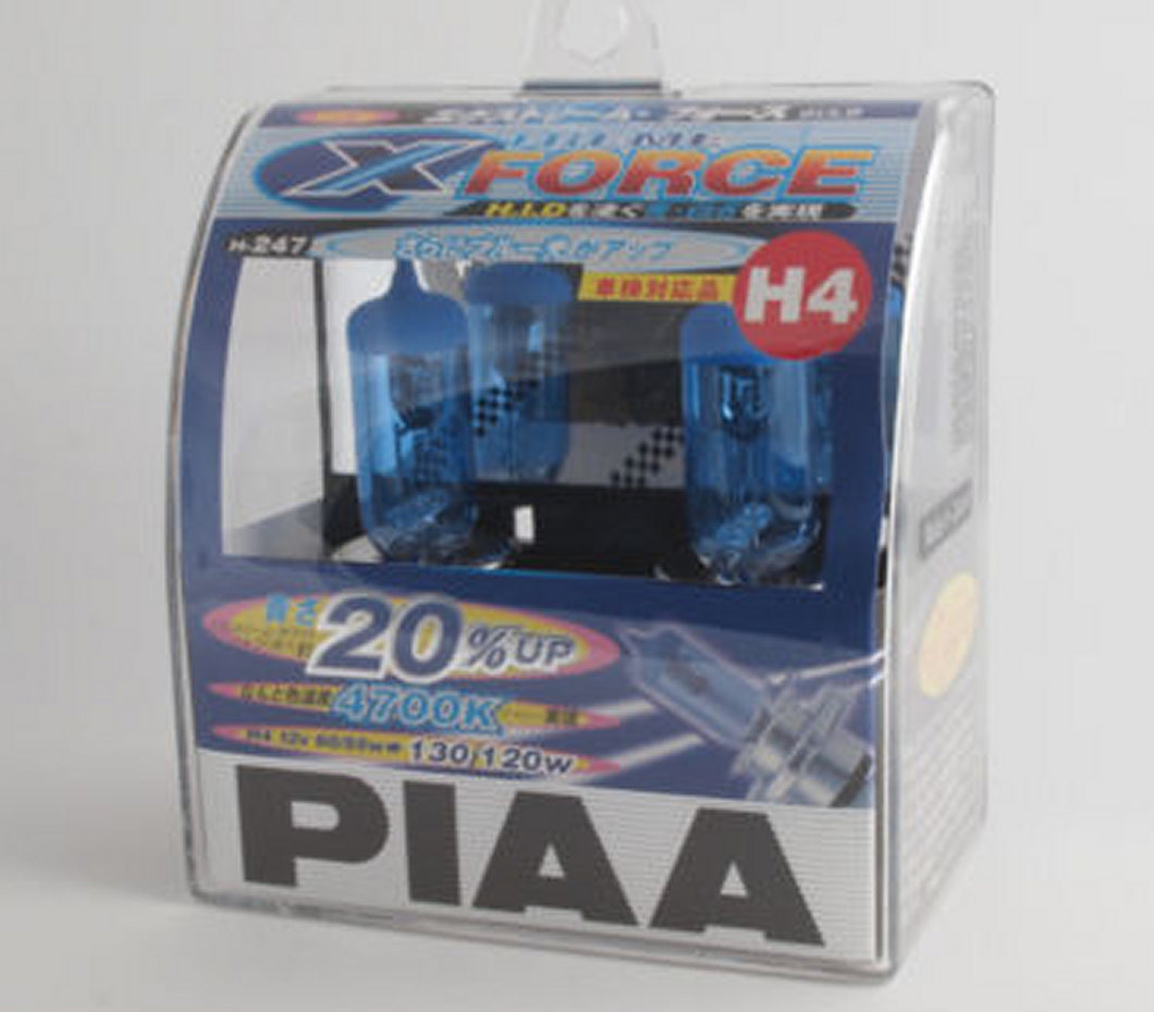 PIAA H247 H4 Xtreme Force 9003