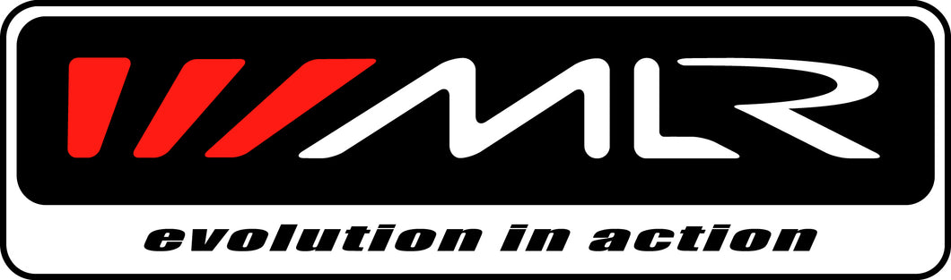 MLR 'Evolution in Action' Decal - Large