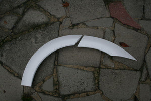 Wide Body Rear Wheel Arch Extensions - Pair
