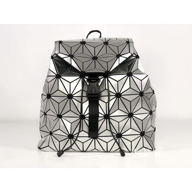 Rucsac silver lcuit geometric piele eco Henry
