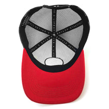 Prestige Trucker Hat - Red/Black