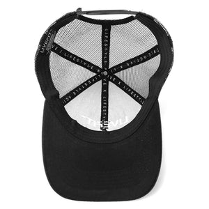 Worldwide Trucker Hat - Black