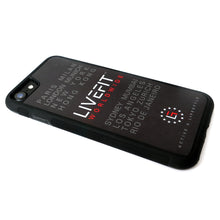 LIVEFIT™ WORLDWIDE iPhone Case