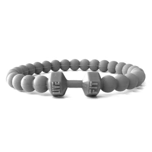 LIVEFIT™ Active Dumbbell Bracelet - Grey