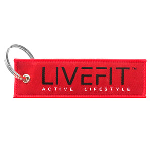 LIVEFIT™ Patch Keychain