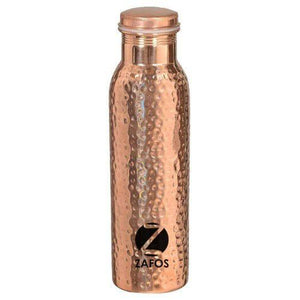 906989cd00 Zafos Stainless Steel Sipper Water Bottle - Ideal to store water & other  beverages for Gym