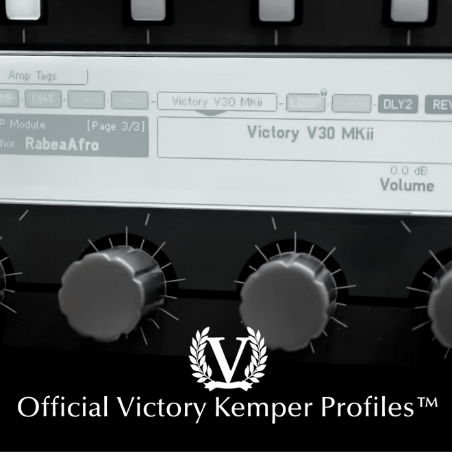 Official Victory Kemper Profiles
