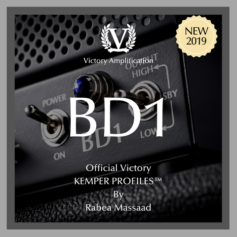 Victory Amps BD1 Kemper Profile
