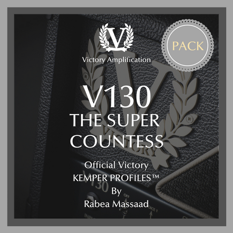 Official Victory Kemper Profiles - V130 The Super Countess PACK