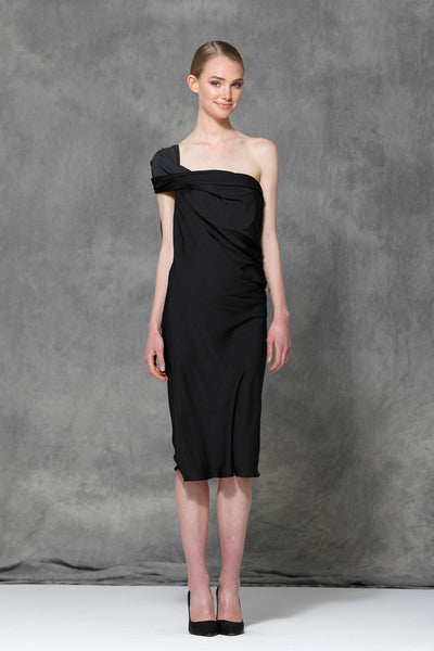 BERLIN DRESS KNEE LENGTH - KNUEFERMANN
