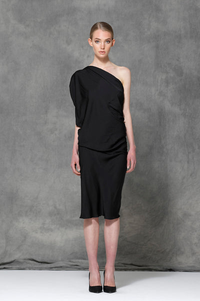 BERLIN DRESS KNEELENGTH - KNUEFERMANN