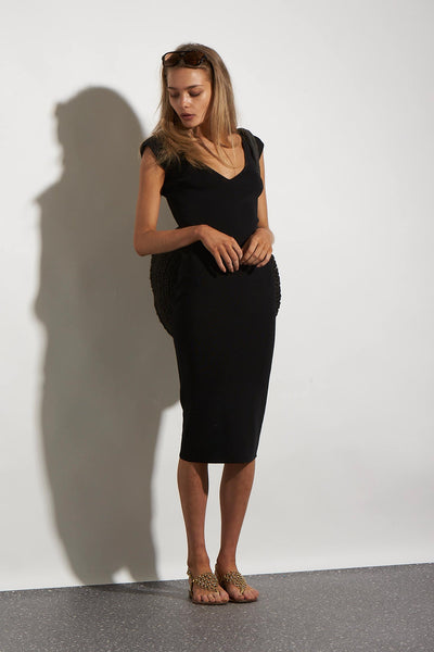 DOUBLE KNIT LBD