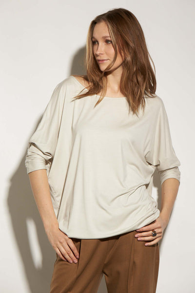 BATWING TOP / DRESS - KNUEFERMANN