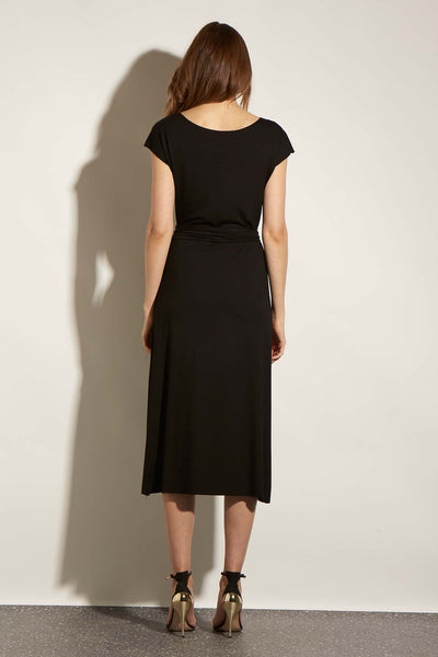 WRAP T DRESS - KNUEFERMANN