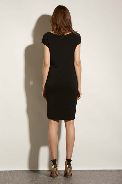 WRAP T MINIDRESS - KNUEFERMANN