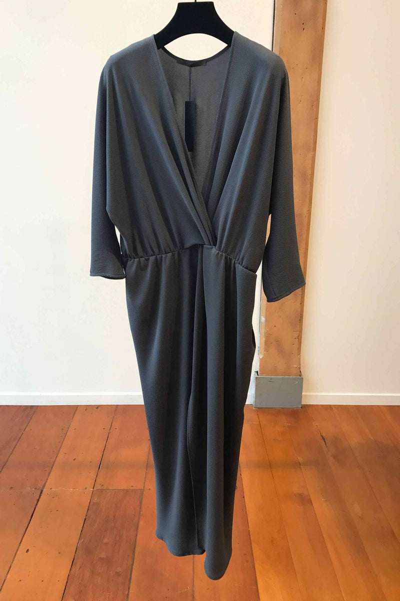 ELISE DRESS LONG - KNUEFERMANN